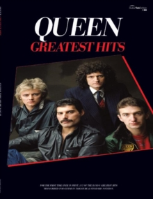 Queen : Greatest Hits - Guitar Recorded Versions, Paperback Book