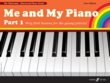 Me and My Piano Part 1, Paperback / softback Book
