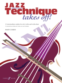 Jazz Technique Takes Off! : (Violin), Paperback Book