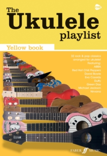 The Ukulele Playlist: Yellow Book, Paperback / softback Book