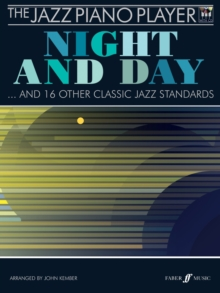 The Jazz Piano Player: Night And Day, Mixed media product Book