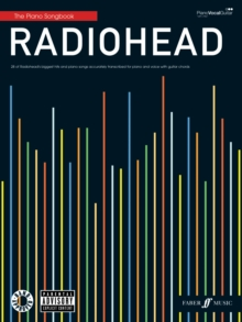 Radiohead Piano Songbook : (Piano, Vocal, Guitar), Paperback Book