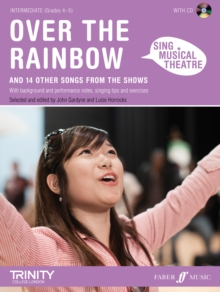 Over The Rainbow : Piano/Voice/Guitar, Mixed media product Book