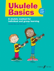 Ukulele Basics, Mixed media product Book