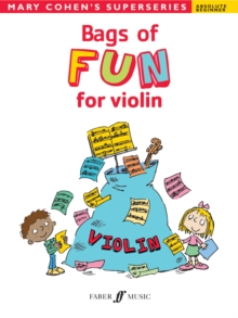 For Violin, Paperback Book