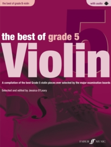 The Best of Grade 5 Violin (Violin with Piano Accompaniment), Paperback Book
