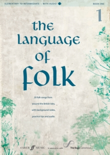 Language of Folk 1: Elementary to Intermediate, Mixed media product Book