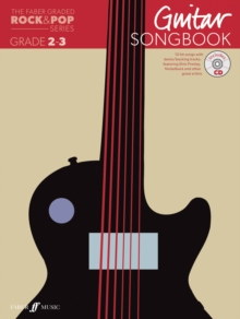 The Faber Graded Rock & Pop Series Guitar Songbook: Grades 2-3 : (Guitar Tab), Mixed media product Book