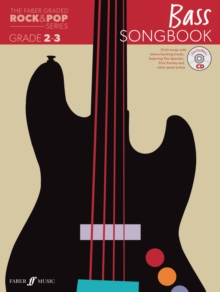 The Faber Graded Rock & Pop Series Bass Songbook: Grades 2-3, Mixed media product Book