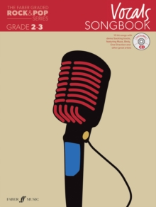 The Faber Graded Rock & Pop Series Vocals Songbook: Grades 2-3, Mixed media product Book