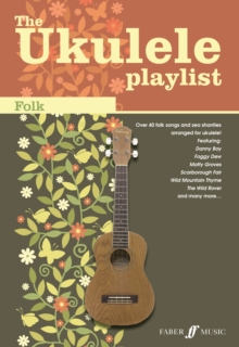 The Ukulele Playlist: Folk, Paperback / softback Book