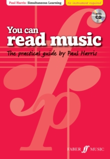 You Can Read Music, Paperback / softback Book