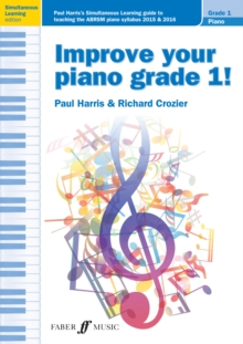 Improve your piano grade 1!, Paperback / softback Book