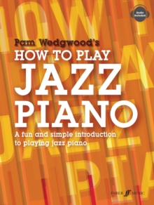 How to Play Jazz Piano, Sheet music Book