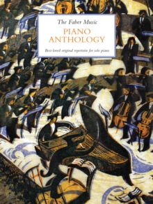 The Faber Music Piano Anthology, Hardback Book