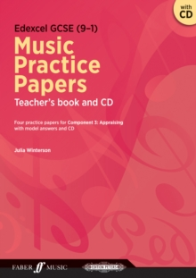 Edexcel GCSE Music Practice Papers Teacher's Book and CD, Mixed media product Book