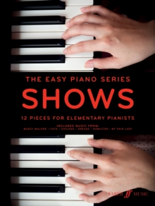 The Easy Piano Series: Shows, Sheet music Book