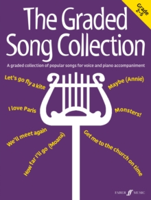 The Graded Song Collection (Grades 2 -5), Sheet music Book