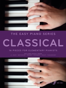 The Easy Piano Series: Classical, Sheet music Book