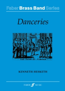 Danceries, Paperback / softback Book