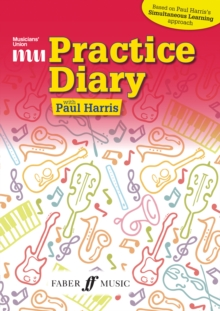 MUSICIANS' UNION PRACTICE DIARY, Paperback Book