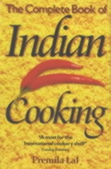 The Complete Book of Indian Cooking, Paperback / softback Book