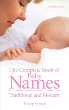 The Complete Book of Baby Names, Paperback Book