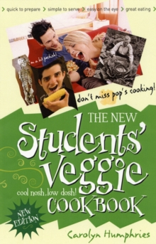 The New Students' Veggie Cook Book, Paperback Book