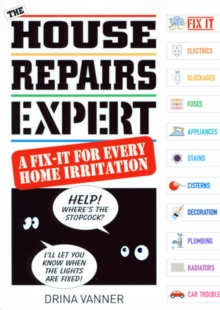 The House Repairs Expert, Paperback Book
