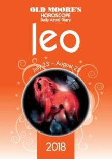 Old Moore's Horoscope Leo, Paperback Book