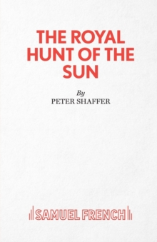 Royal Hunt of the Sun, Paperback Book