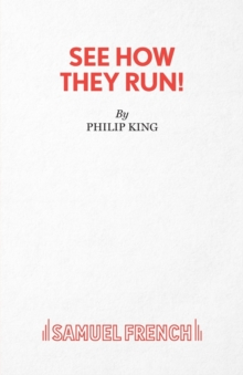 See How They Run : Play, Paperback Book