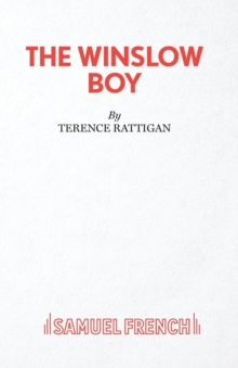 The Winslow Boy, Paperback Book