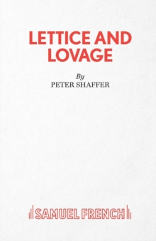 Lettice and Lovage, Paperback / softback Book