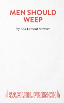 Men Should Weep, Paperback Book