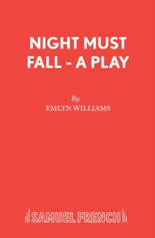 Night Must Fall, Paperback Book