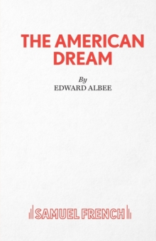 The American Dream, Paperback Book