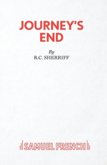 Journey's End : Play, Paperback / softback Book