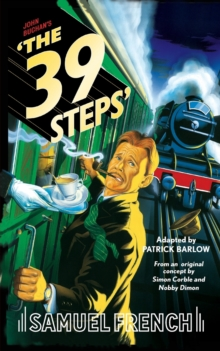 "John Buchan's ""The 39 Steps"", Paperback Book"