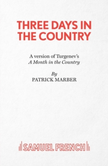 Three Days in the Country, Paperback / softback Book