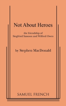 Not about Heroes, Paperback Book