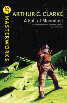 A Fall of Moondust, Paperback Book