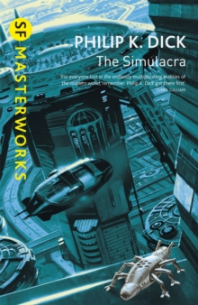 The Simulacra, Paperback Book