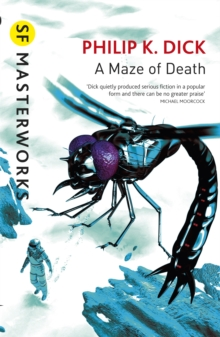 A Maze of Death, Paperback Book