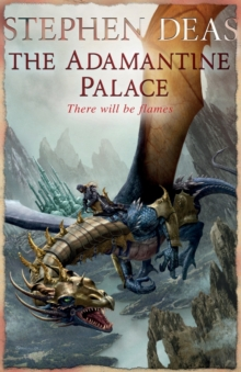 The Adamantine Palace, Paperback Book