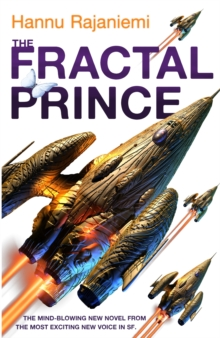 The Fractal Prince, Paperback / softback Book
