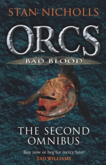 Orcs Bad Blood : The Second Omnibus, Paperback Book