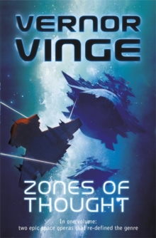 Zones of Thought : A Fire Upon the Deep, A Deepness in the Sky, Paperback / softback Book