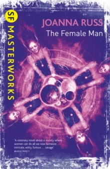 The Female Man, Paperback Book