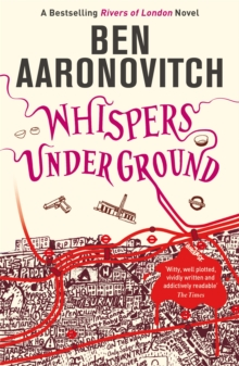 Whispers Under Ground : The Third PC Grant Mystery, EPUB eBook